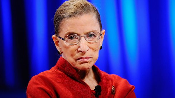 GTY ruth bader ginsburg 2 nt 131004 16x9 608 Justice Ginsburg: As Long As I Can Do the Job Full Steam, I Will