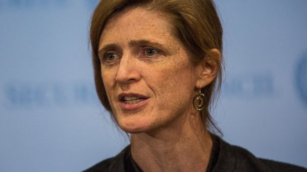 GTY samantha power jt 140412 16x9 608 Five Things You Might Not Know About Samantha Power