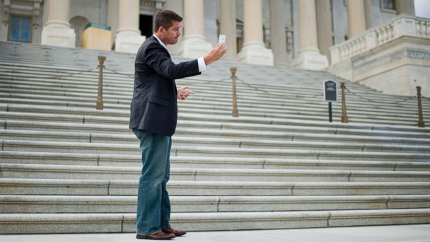 GTY sean duffy jtm 140425 16x9 608 See Former Real World Star Turned Congressmans Music Video About Selfies