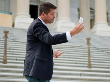 See Ex-'Real World' Star Turned Congressman's Music Video About Selfies