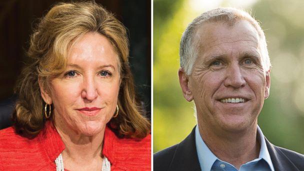 GTY senate north carolina mar 140819 16x9 608 Tight NC Senate Race Keeps to Playbook in 1st Debate