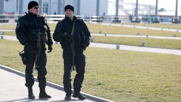 GTY sochi security jef 140207 16x9 608 Sunday on This Week: Security Threats in Sochi