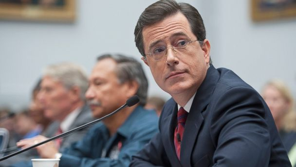 GTY stephen colbert jef 140226 16x9 608 Congress Hearts Hollywood, Experts or Not