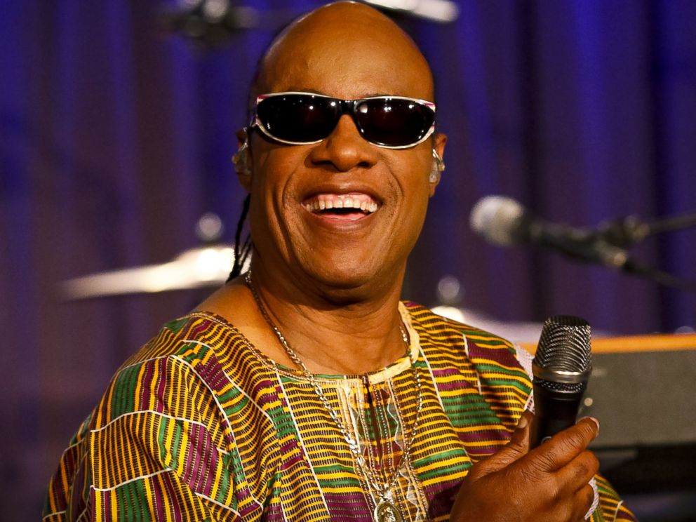 PHOTO: Stevie Wonder is pictured on Sept. 10, 2014 in Los Angeles.