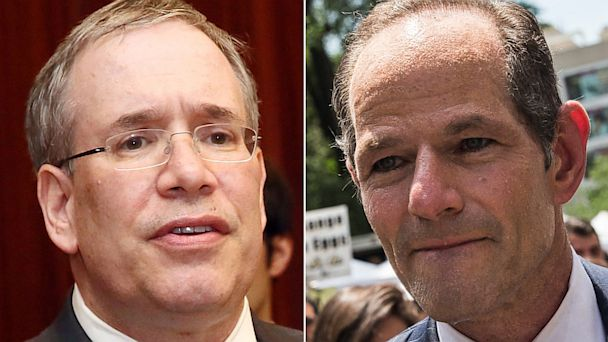 GTY stringer spitzer tk 130731 16x9 608 Eliot Spitzers Rival Dusts Off Prostitution Scandal in New Attack Ad