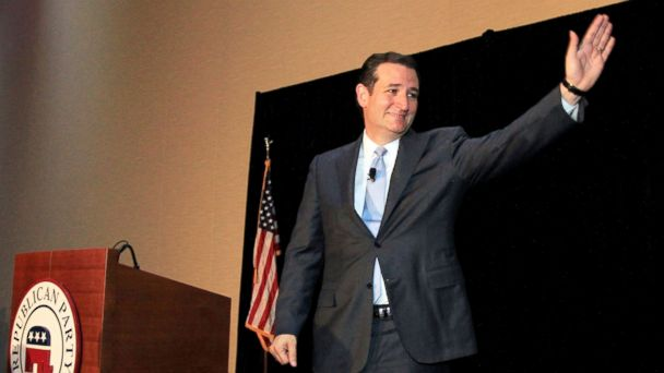GTY ted cruz iowa lpl 131026 16x9 608 Ted Cruz Blames Senate Republicans For Obamacare Loss