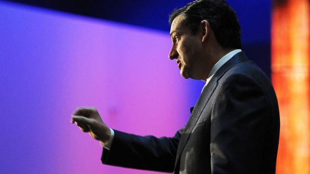 GTY ted cruz lpl iowa lpl 131026 16x9 608 Ted Cruz Coy on 2016, Says Focus Is 100 Percent on the U.S. Senate