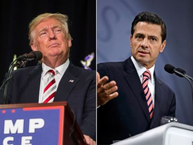 Trump to Make Surprise Visit to Mexico Ahead of Pivotal Immigration Speech