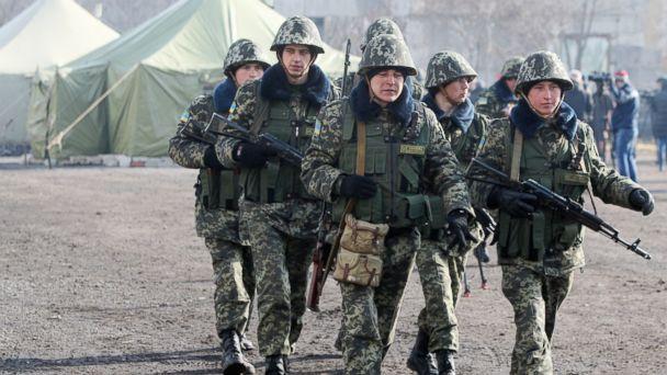 GTY ukraine kab 140321 16x9 608 Coming Up Sunday: Crisis in Ukraine