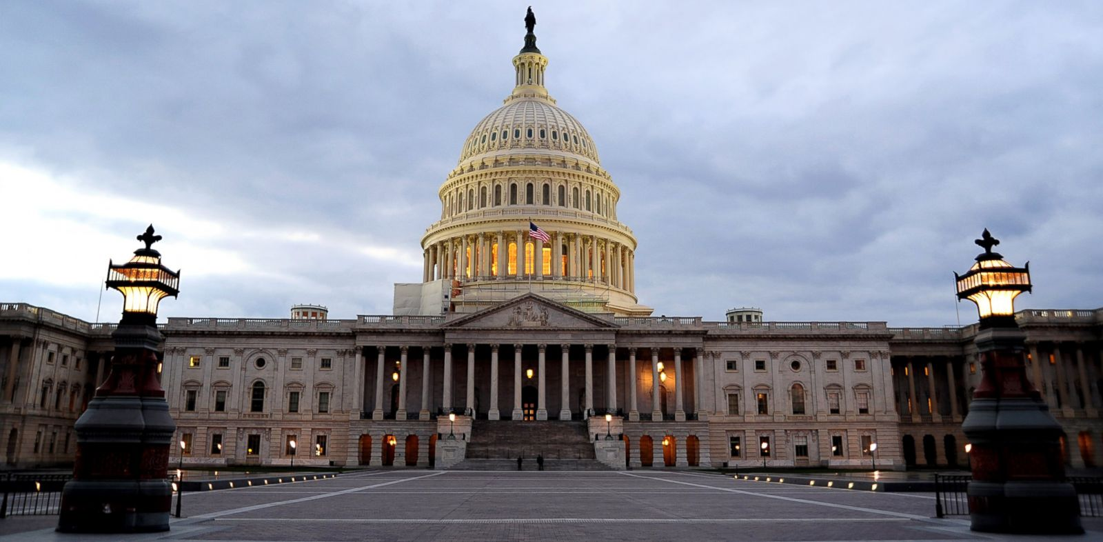 PHOTO: The US Capitol as seen Dec. 18, 2011 in Washington.