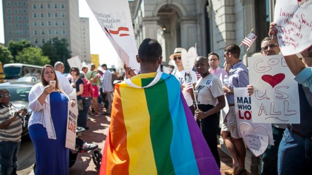 GTY virginia gay marriage jef 140728 16x9 608 Gay Marriage: One Step Closer to the Supreme Court? Heres Why Virginia Matters