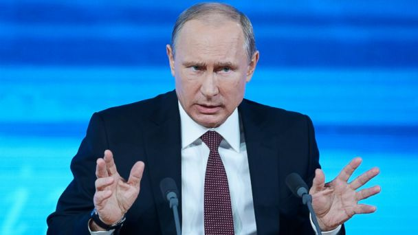 Five Things to Know About Vladimir Putin