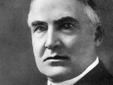 Ten Sexy Things President Warren Harding Told His Mistress