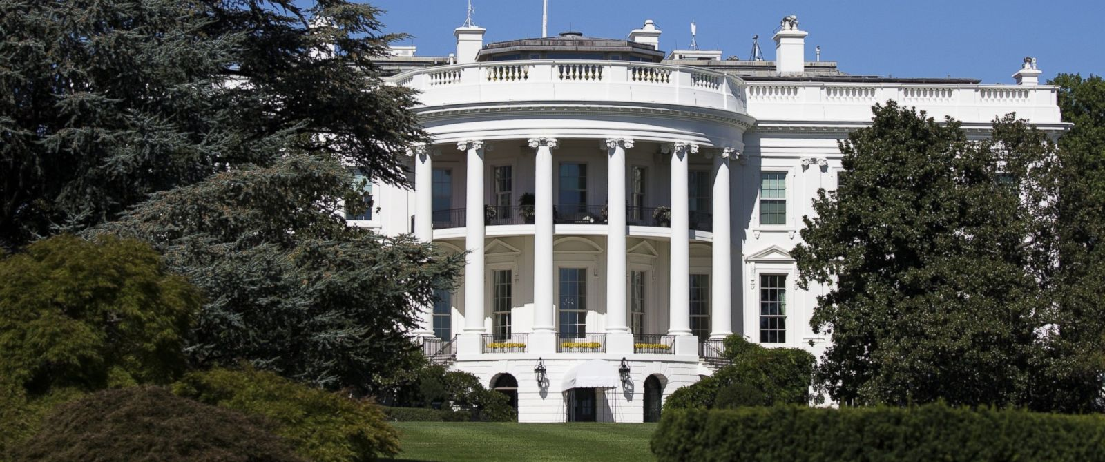 PHOTO: The White House on Oct. 6, 2015.