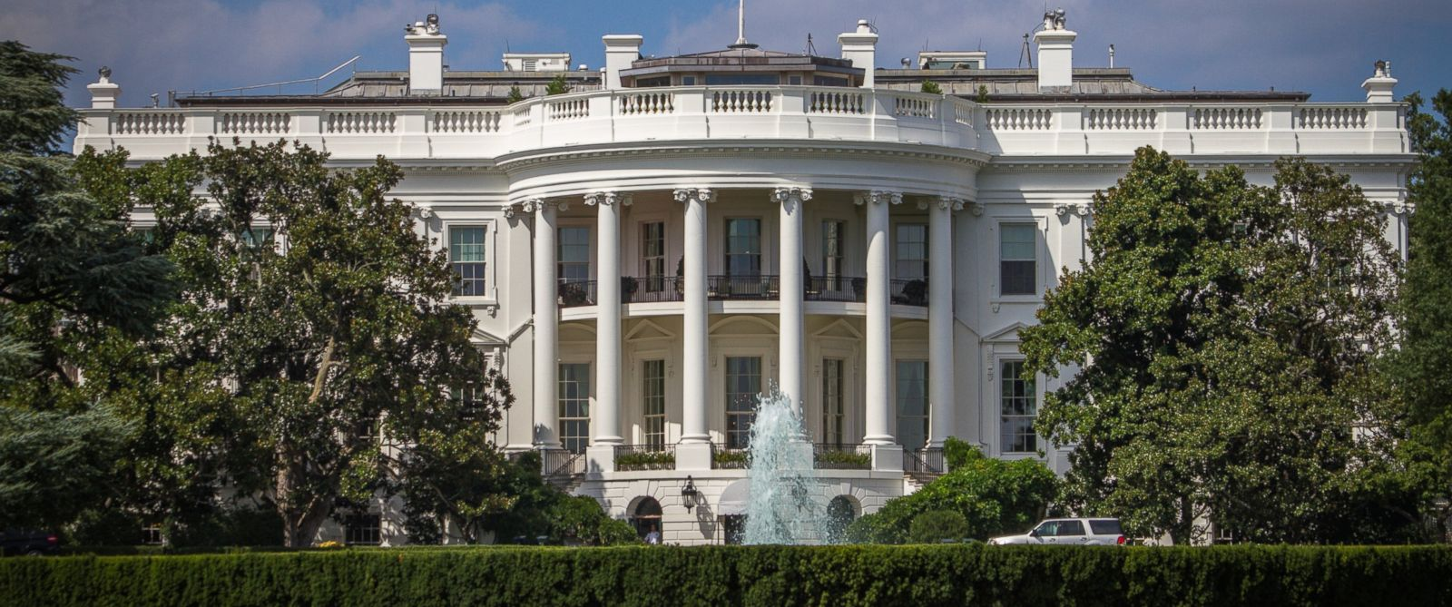 PHOTO: The White House in Washington, D.C.