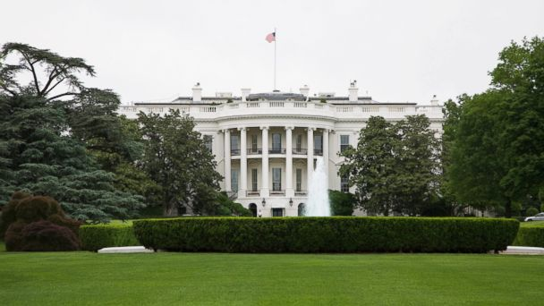 PHOTO: The White House in Washington is pictured in this undated stock photo.