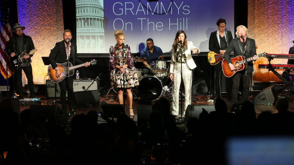 GRAMMYs on the Hill honors Little Big Town, calls for change in how artists are compensated