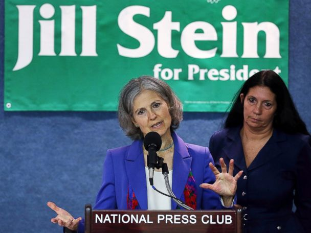 Why Green Party's Presidential Candidate Doesn't Want Clinton or Trump in White House