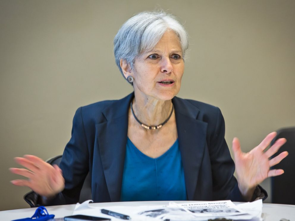 Stein reaching out to Sanders supporters