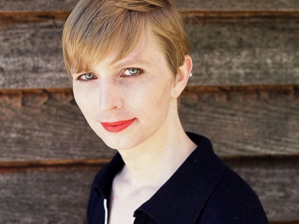 PHOTO: Chelsea Manning posted this photo on Instagram with this caption:Okay, so here I am everyone!! on May 18, 2017.