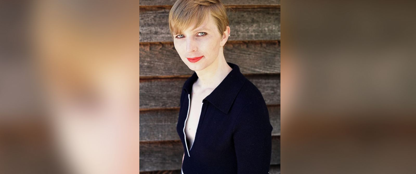 "PHOTO: Chelsea Manning posted this photo on Instagram with this caption:""Okay, so here I am everyone!!"" on May 18, 2017."