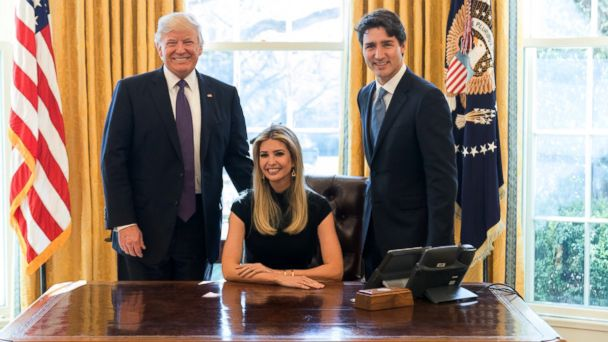 PHOTO: Ivanka Trump posted this photo on Twitter with this caption: