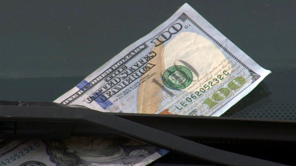 Beware A Holiday Scam That Tricks You With A 100 Bill