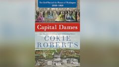 PHOTO: The Civil War and the Women of Washington by Cokie Roberts