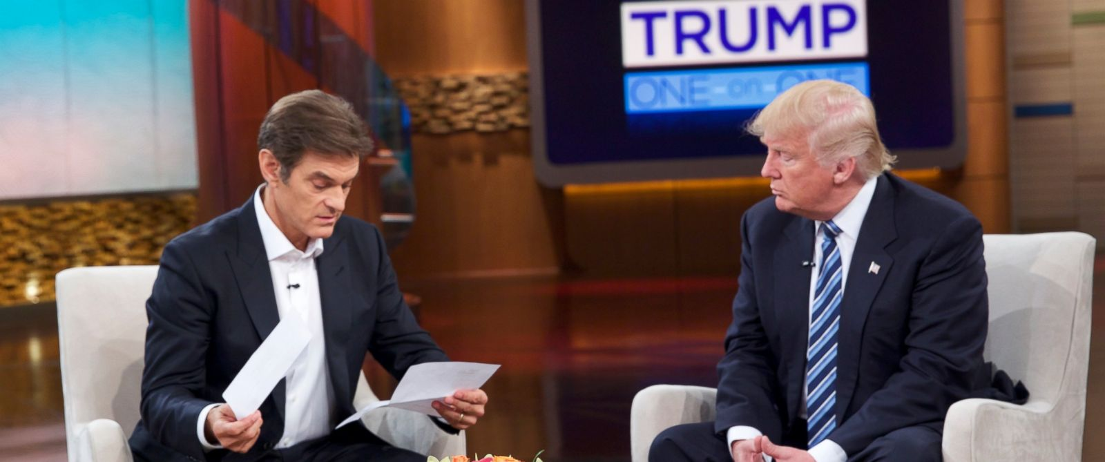 Image result for trump dr oz