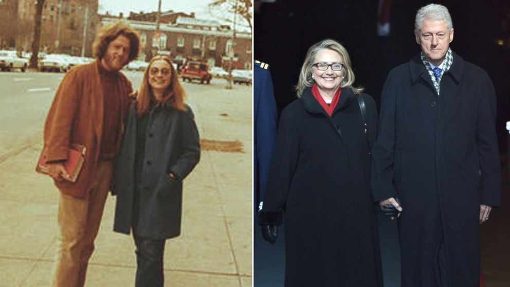 When Hill Met Bill: Celebrating The Clintons' 40th