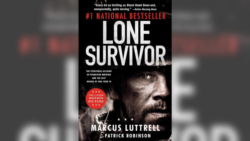 Lone Survivor  film has local tie   Albert Lea Tribune Luttrell  left  with Mark Wahlberg  who portrays him in  Lone Survivor   at  the movie s L A  premiere in       JORDAN STRAUSS INVISION AP