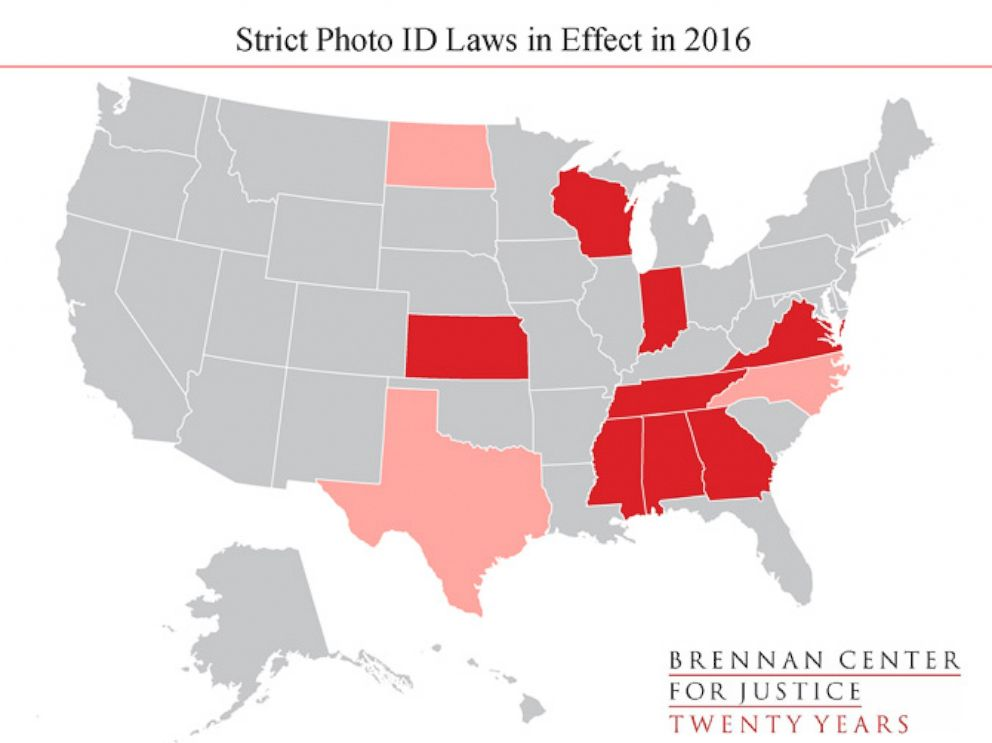Strict voter id laws are necessary