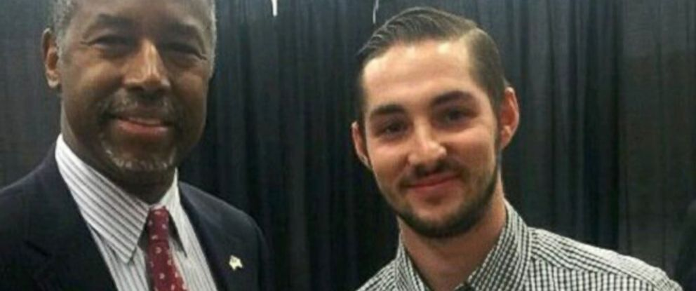 PHOTO: Dr. Ben Carson and his staff have used the past two days to recover after a tragic van accident left three injured and 25-year-old volunteer Braden Joplin, right, dead.