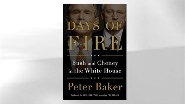 HT days of fire by peter baker wmain jt 131017 16x9 608 Read an Excerpt of Peter Bakers New Book Days of Fire