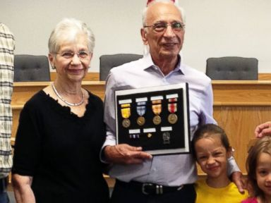 WWII Veteran Waited 70 Years for His Medals