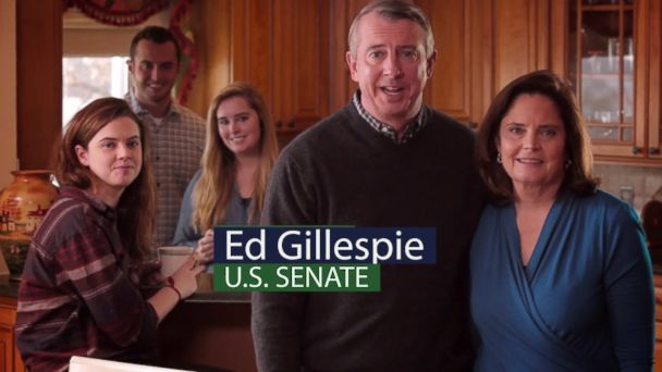 HT gillespie campaign 3 jtm 140116 16x9 608 Ed Gillespies First Campaign Video Is a Political Consultants Dream