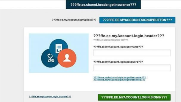HT healthcare website jef 131107 16x9 608 HealthCare.gov Fixes Lost in Translation: ???