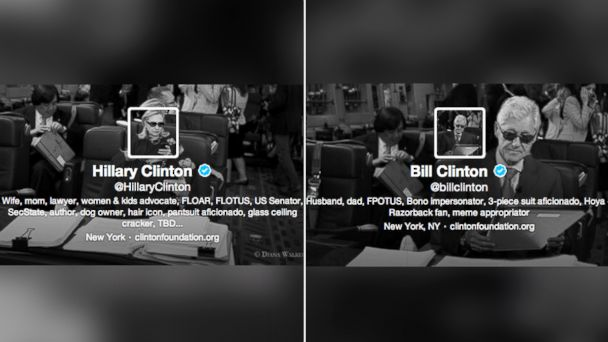 bill clinton gets hilarious twitter avatar for april fools day