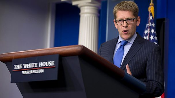 HT jay carney nt 130708 16x9 608 When Is a Coup Not a Coup? White House Resists Egypt Aid Cut