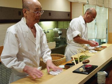 Obama Makes Beeline to Sushi at Tokyo's 'Jiro Dreams'