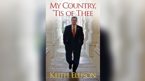HT keith ellison book h jtm 140206 16x9 608 Excerpt: Keith Ellisons My Country, Tis Of Thee