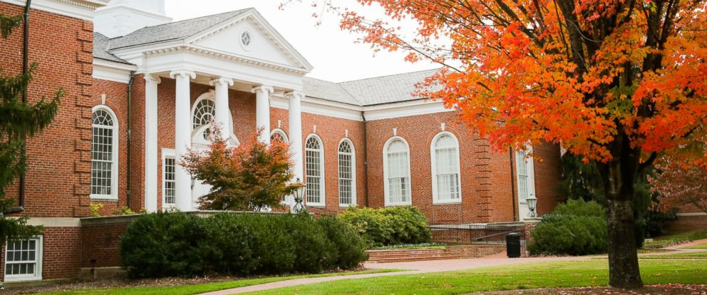 PHOTO: Longwood University in Farmville, Virginia, was picked to host the vice presidential debate of the 2016 presidential election.