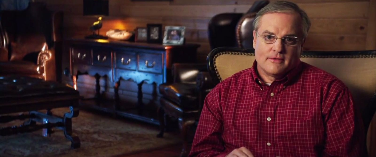 PHOTO: Senator Mark Pryor is seen in this video grab made from a campaign ad posted to YouTube on July 7, 2014.