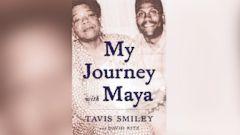 """PHOTO: Tavis Smiley """"My Journey with Maya"""""""