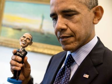Photos: Behind the Scenes With Obama Plus Bo