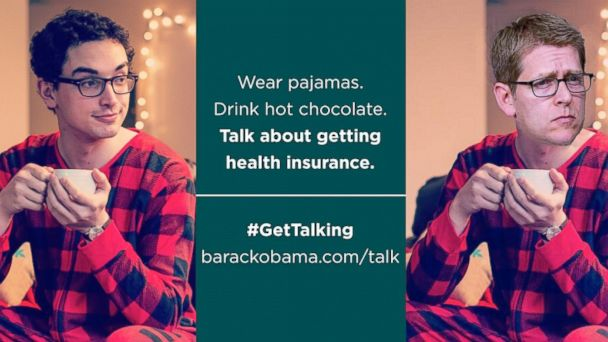 obamacare hipster in pjs lures young  healthy