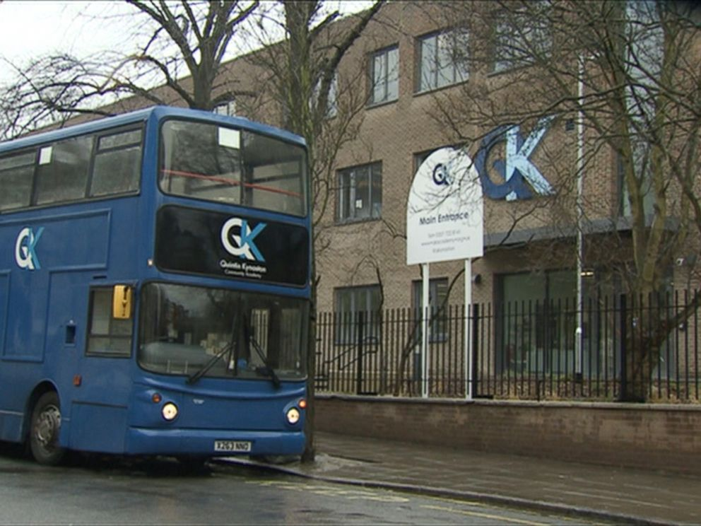 PHOTO: The BBC is reporting that Muhammad Emwazi attended this high school called Quintin Kynaston Community Academy, pictured, in the St. John's Wood neighborhood of London.