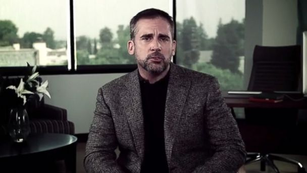 HT steve carrell jef 140429 16x9 608 Steve Carell, Daniel Craig, Benicio Del Toro Join White House Push Against Sexual Assault