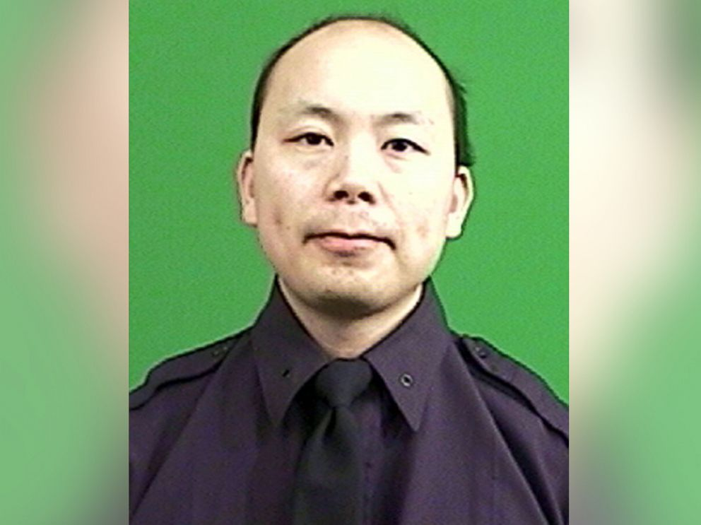 PHOTO: New York Police Department officer, Wenjian Liu was killed Dec. 20, 2014, as he sat in his car in the Bedford-Stuyvesant neighborhood of Brooklyn.