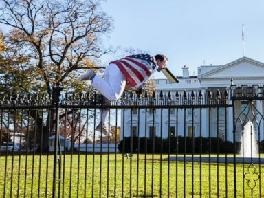 White House Lawn Locked Down Over Fence Jumper